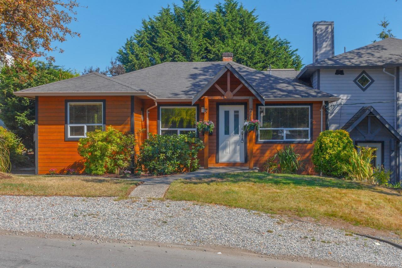 Main Photo: 3121 Esson Rd in : SW Portage Inlet Half Duplex for sale (Saanich West)  : MLS®# 850087