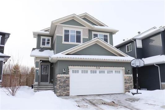 Main Photo: 715 40 Avenue in Edmonton: Zone 30 House for sale : MLS®# E4209310