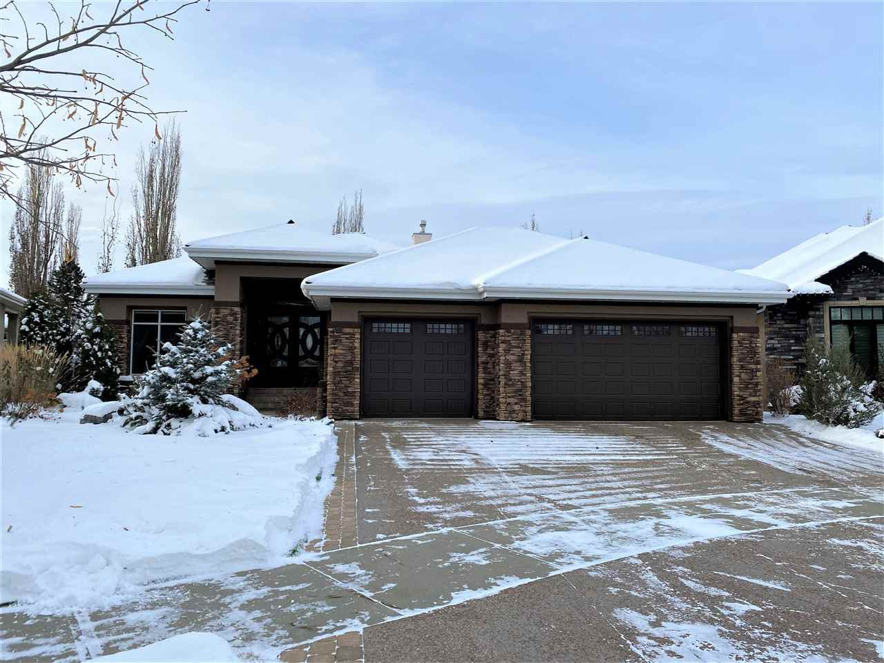 Main Photo: 87 Kingsbury Crescent: St. Albert House for sale : MLS®# E4209474