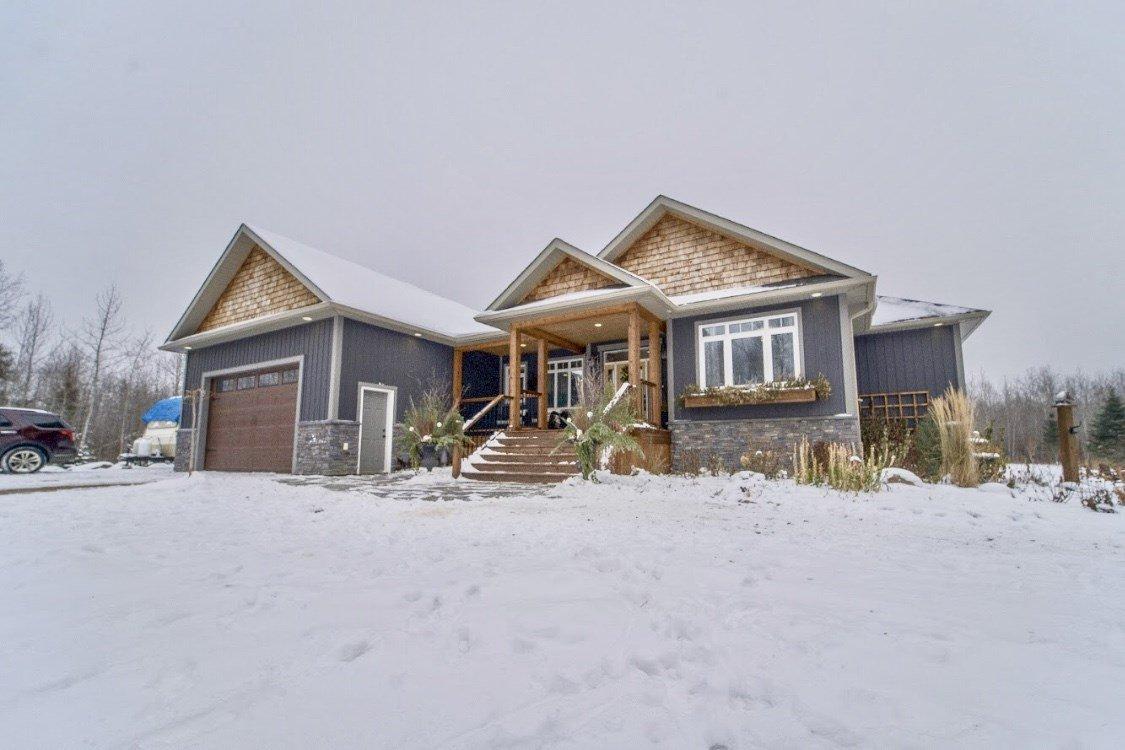 Main Photo: 43507 TWP RD 630: Rural Bonnyville M.D. House for sale : MLS®# E4221171