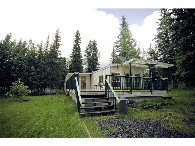 Main Photo: 3641 SPOKIN LAKE Road in Williams Lake: Williams Lake - Rural East Manufactured Home for sale (Williams Lake (Zone 27))  : MLS®# N228193