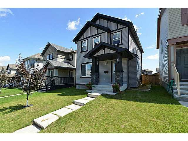 Main Photo: 51 EVERGLEN Rise SW in CALGARY: Evergreen Residential Detached Single Family for sale (Calgary)  : MLS®# C3580662