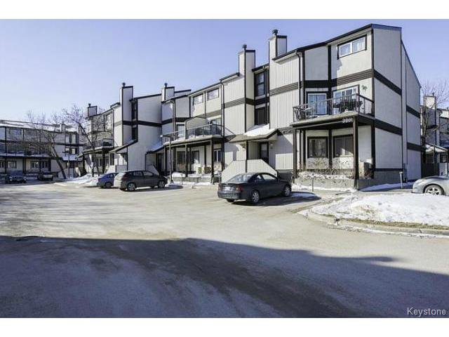 Main Photo: 414 3081 Pembina Highway in Winnipeg: Condominium for sale : MLS®# 1305076