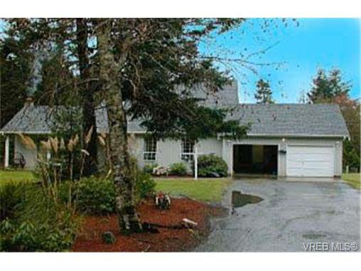 Main Photo: 925 Clapham Dr in : Me Rocky Point House for sale (Metchosin)  : MLS®# 290119