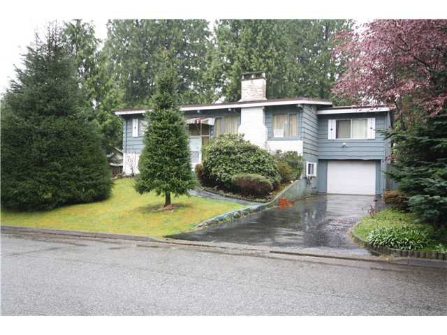 Main Photo: 3953 March Way in Port Coquitlam: Oxford Heights House for sale : MLS®# V1063881