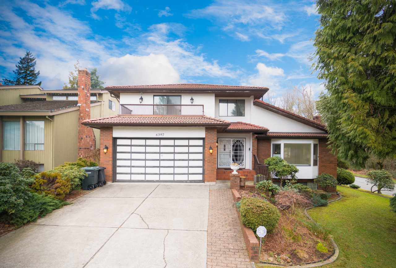 Photo 1: Photos: 6397 CAULWYND PLACE in Burnaby: South Slope House for sale (Burnaby South)  : MLS®# R2244877