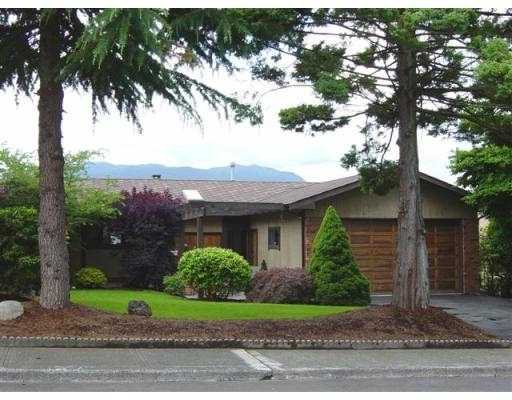 """Main Photo: 3187 CAPSTAN CR in Coquitlam: Ranch Park House for sale in """"RANCH PARK"""" : MLS®# V546766"""