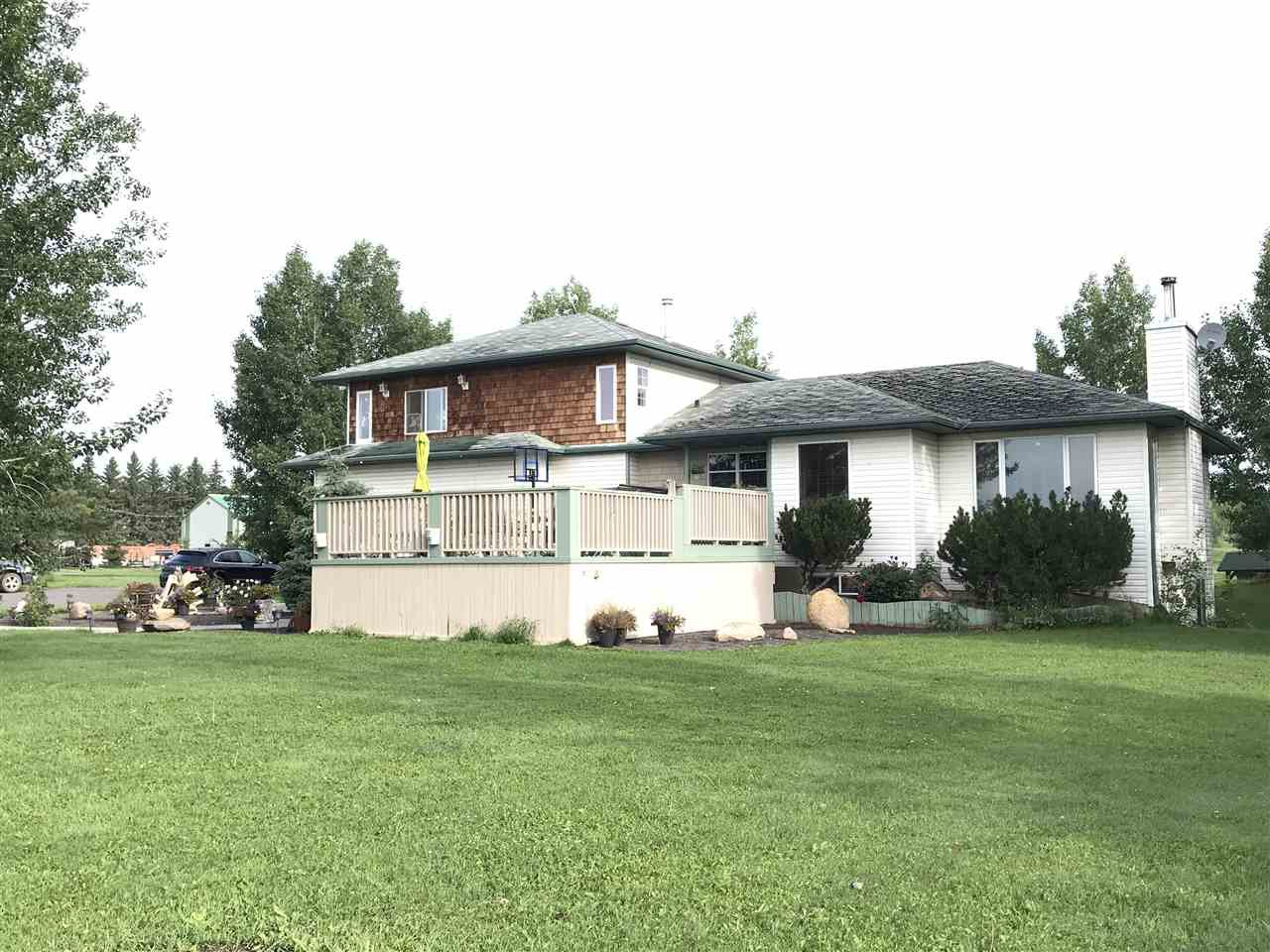 Main Photo: 54313 RGE RD 260: Rural Sturgeon County House for sale : MLS®# E4165824