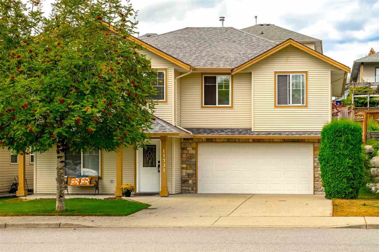 "Main Photo: 11731 238A Street in Maple Ridge: Cottonwood MR House for sale in ""RICHWOOD PARK"" : MLS®# R2398829"