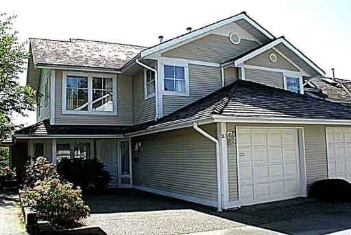 Main Photo: 26 2590 PANORAMA DRIVE in : Westwood Plateau Townhouse for sale : MLS®# V392963