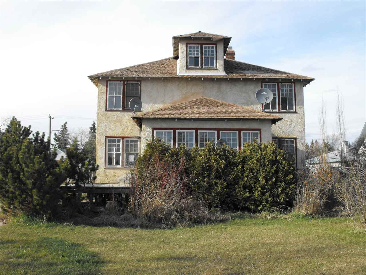 Main Photo: 4814 50 Avenue: Elk Point House for sale : MLS®# E4182045