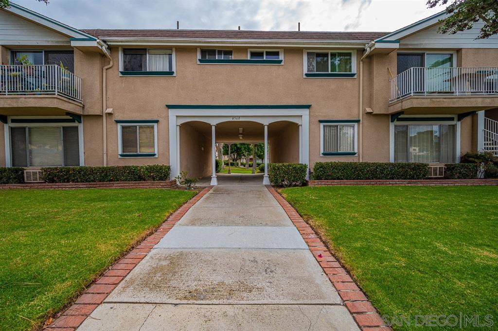 Main Photo: LA MESA Condo for sale : 1 bedrooms : 4560 Maple Ave #132