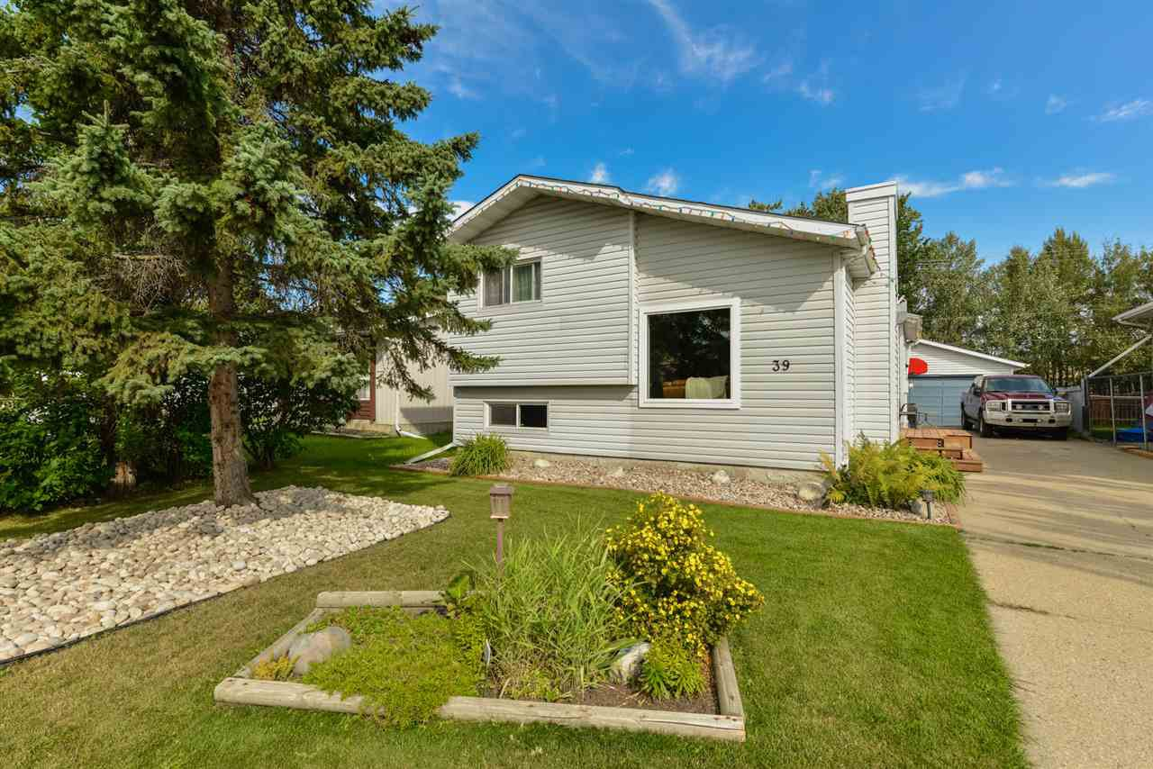 Main Photo: 39 MCNABB Crescent: Stony Plain House for sale : MLS®# E4210613