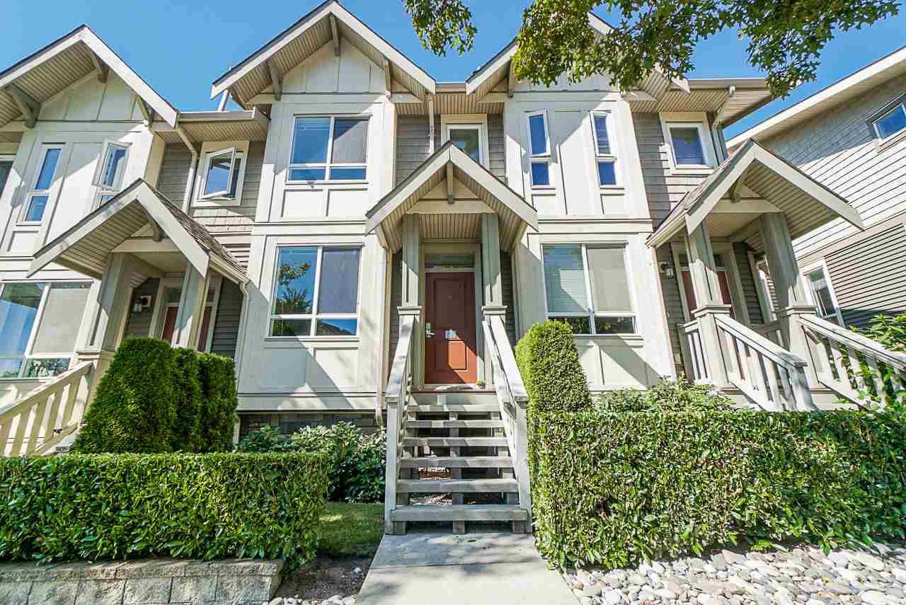 Main Photo: R2494864 - 5 3395 GALLOWAY AVE, COQUITLAM TOWNHOUSE