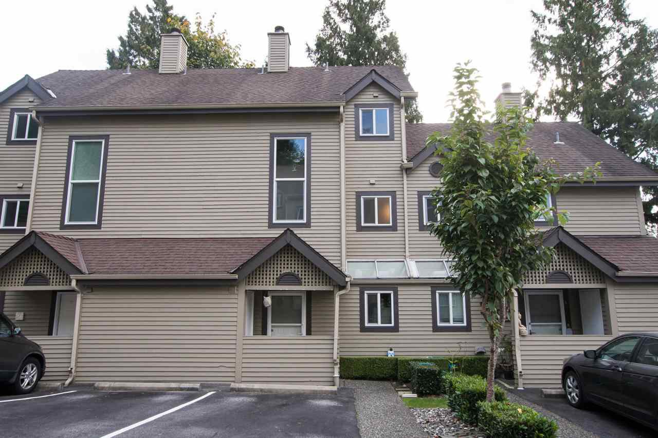 """Main Photo: 10 2736 ATLIN Place in Coquitlam: Coquitlam East Townhouse for sale in """"CEDAR GREEN ESTATES"""" : MLS®# R2505627"""