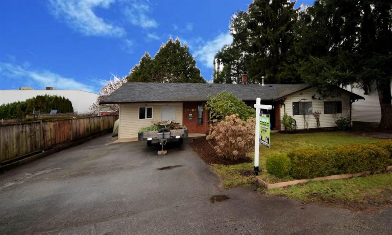 Main Photo: 20787 CAMWOOD Avenue in Maple Ridge: Southwest Maple Ridge House for sale : MLS®# R2528774