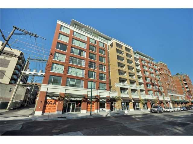 Main Photo: 408 221 UNION Street in Vancouver: Mount Pleasant VE Condo for sale (Vancouver East)  : MLS®# V854878