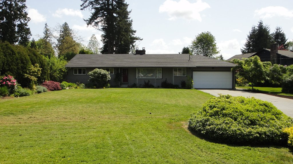 Main Photo: 8946 TRATTLE Street in Langley: Fort Langley House for sale : MLS®# F1213392