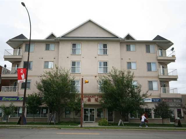 Main Photo: 306 1905 Centre Street NW in CALGARY: Tuxedo Condo for sale (Calgary)  : MLS®# C3533384