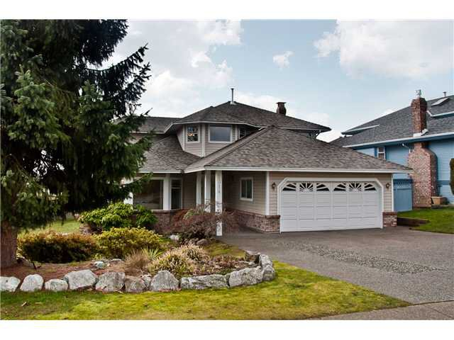 "Main Photo: 2314 COLONIAL Drive in Port Coquitlam: Citadel PQ House for sale in ""CITADEL HEIGHTS"" : MLS®# V991675"