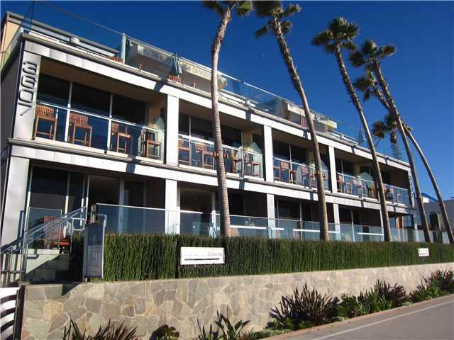 Main Photo: MISSION BEACH Condo for sale : 2 bedrooms : 3607 Ocean Front Walk #3 in San Diego