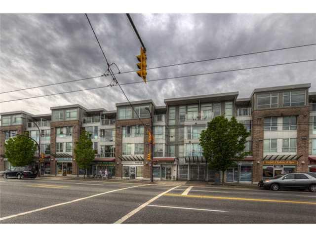 "Main Photo: # 318 5555 VICTORIA DR in Vancouver: Victoria VE Condo for sale in ""Chez Victoria"" (Vancouver East)  : MLS®# V1022195"