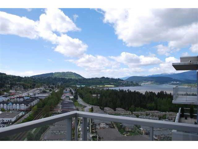 Main Photo: 2801 651 Nootka Way in Port Moody: Port Moody Centre Condo for sale