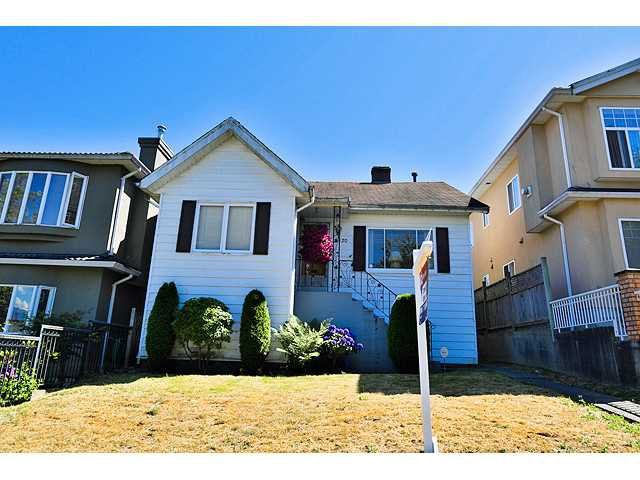 Photo 2: Photos: 2520 E 28TH AV in Vancouver: Collingwood VE House for sale (Vancouver East)  : MLS®# V1138108