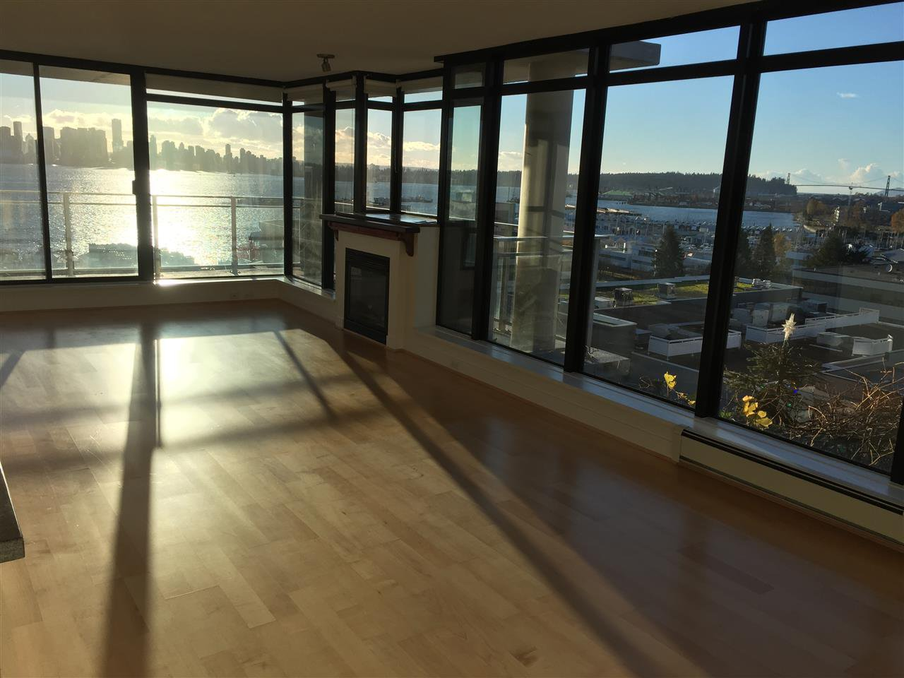 Photo 9: Photos: 1008 175 W 1ST STREET in North Vancouver: Lower Lonsdale Condo for sale : MLS®# R2015421