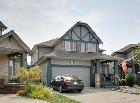 Main Photo: 8335 208B Street in lANGLEY: Willoughby Heights House for sale (Langley)  : MLS®# F1449406