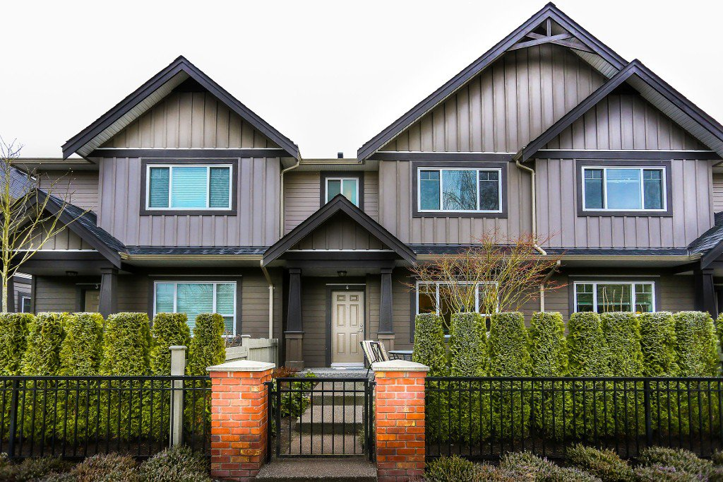 Main Photo: #4 - 9699 Sills Ave, in Richmond: McLennan North Townhouse for sale : MLS®# V1039396