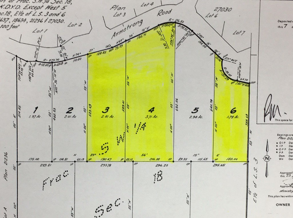 Photo 45: Photos: 3,4,6 Armstrong Road in Eagle Bay: Vacant Land for sale : MLS®# 10133907