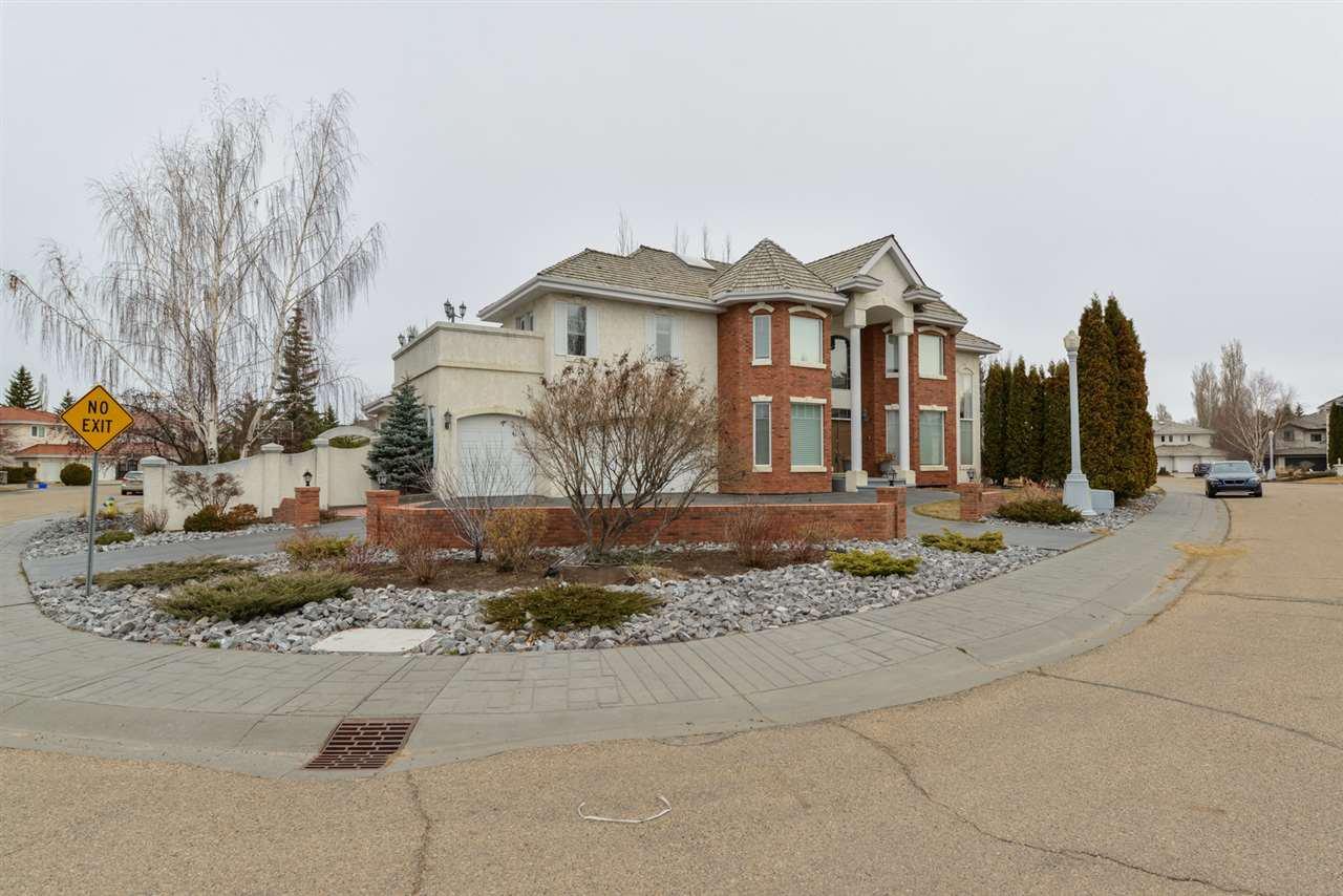 Main Photo: 1103 HENSON Close in Edmonton: Zone 14 House for sale : MLS®# E4167078
