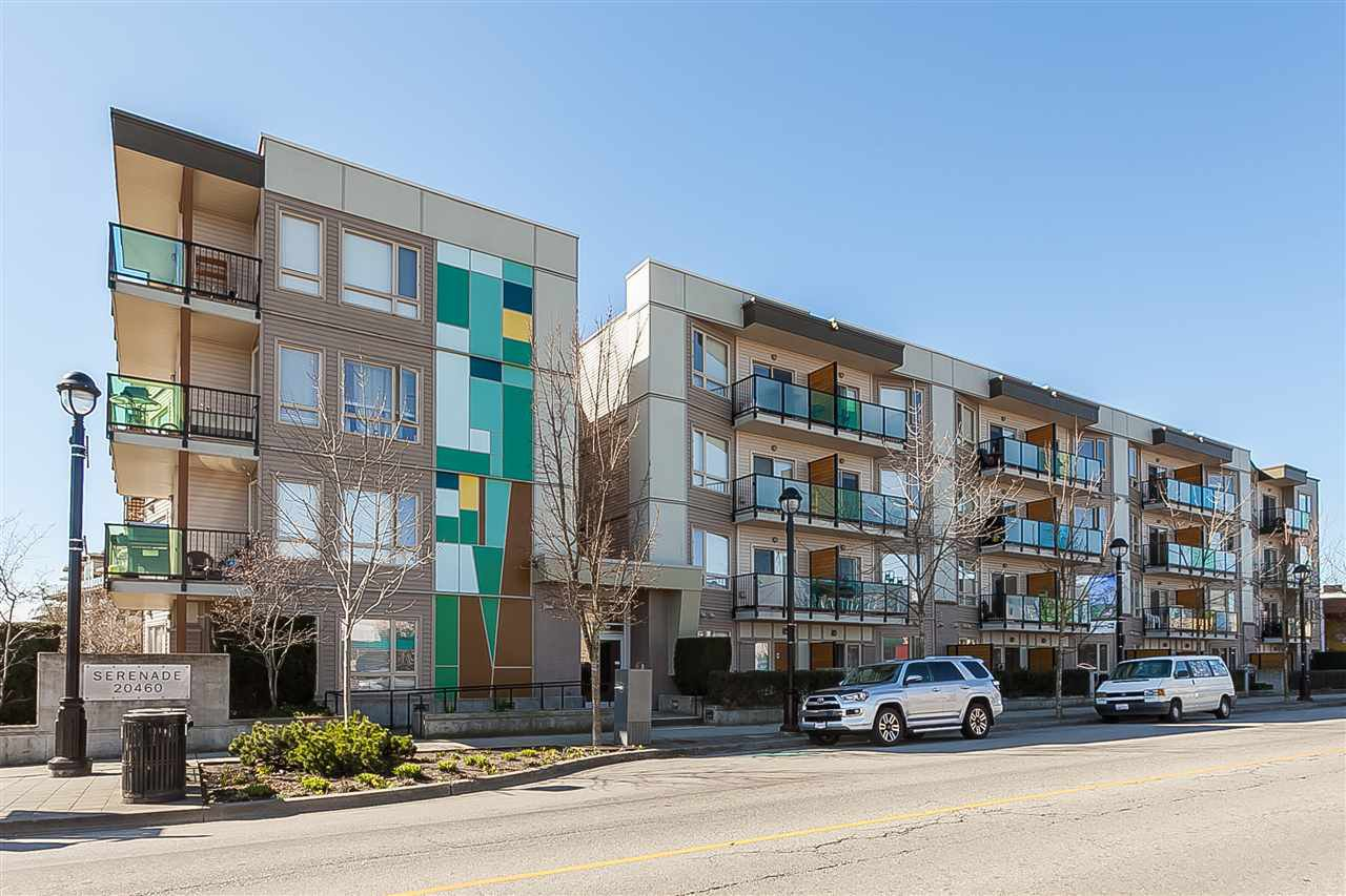 "Main Photo: 103 20460 DOUGLAS Crescent in Langley: Langley City Condo for sale in ""SERENADE"" : MLS®# R2399307"