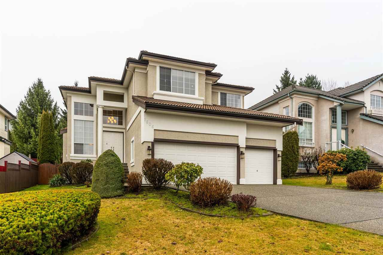 Main Photo: 1606 BLUE JAY Place in Coquitlam: Westwood Plateau House for sale : MLS®# R2427080