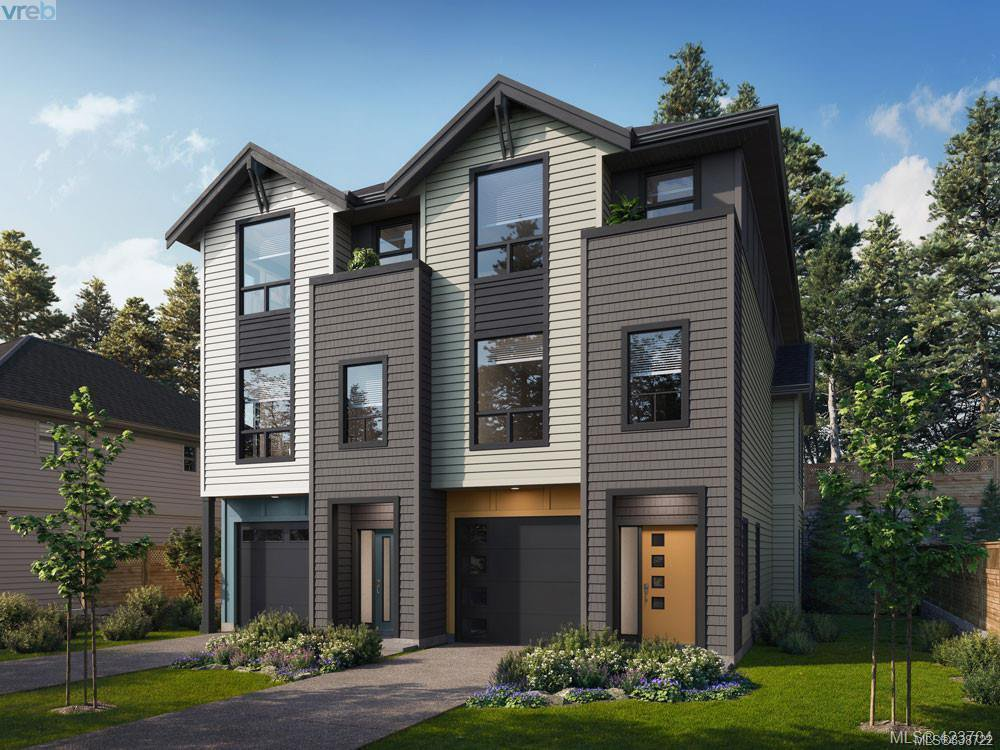 Main Photo: 2803 Lunar Crt in Langford: La Westhills Row/Townhouse for sale : MLS®# 838722