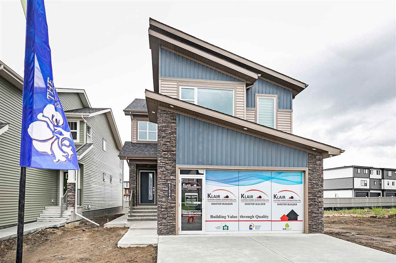 Main Photo: 6309 CRAWFORD Link in Edmonton: Zone 55 House for sale : MLS®# E4218977