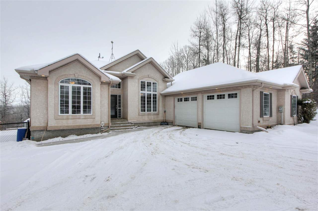 Main Photo: 79 53319 RGE RD 14: Rural Parkland County House for sale : MLS®# E4221828