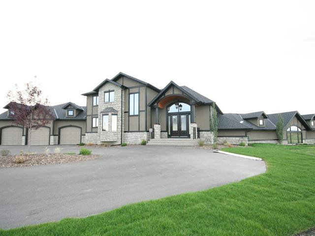 Main Photo: 32015 Aventerra Road in CALGARY: Rural Rocky View MD Residential Detached Single Family for sale : MLS®# C3508392