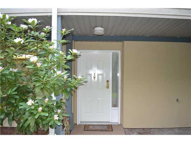 Main Photo: 8 2978 WALTON Avenue in Coquitlam: Canyon Springs Condo for sale : MLS®# V947989
