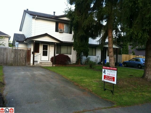 Main Photo: 9464 132A Street in Surrey: Queen Mary Park Surrey House 1/2 Duplex for sale : MLS®# F1212451