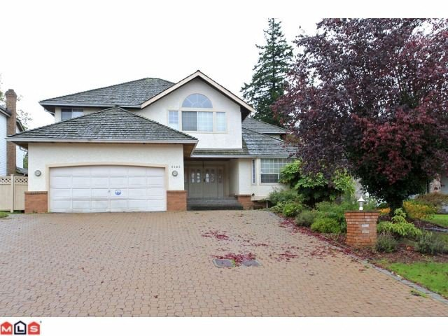 """Main Photo: 6182 125TH Street in Surrey: Panorama Ridge House for sale in """"BOUNDARY PARK"""" : MLS®# F1227125"""