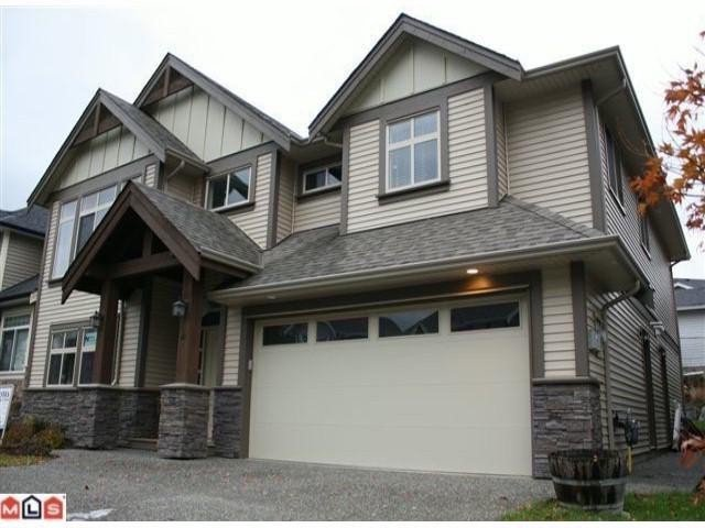 Main Photo: 4 3086 EASTVIEW Street in Abbotsford: Central Abbotsford House for sale : MLS®# F1300650