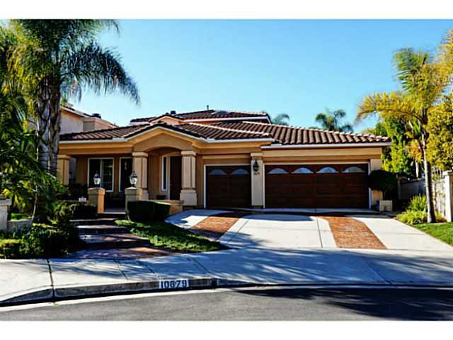 Main Photo: SCRIPPS RANCH House for sale : 5 bedrooms : 10679 Weatherhill Court in San Diego