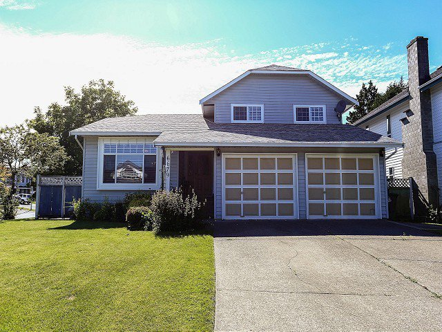 Main Photo: 6679 128B in Surrey: West Newton House for sale : MLS®# F1314106
