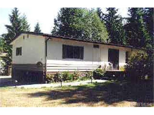 Main Photo: C5 920 Whittaker Road in MALAHAT: ML Mill Bay Other for sale (Malahat & Area)  : MLS®# 101876
