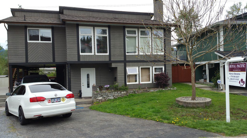 Main Photo: 1145 Hansard Cres in Coquitlam: Ranch Park House for sale : MLS®# R2057271