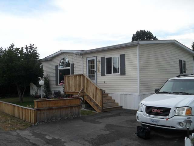 Main Photo: 126 1655 Ord Rd in Kamloops: Brock Manufactured Home for sale : MLS®# 136343