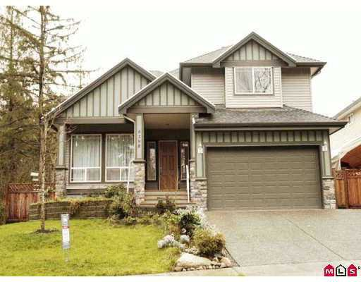 Main Photo: 6198 164TH Street in Surrey: Cloverdale BC House for sale (Cloverdale)  : MLS®# F2626697