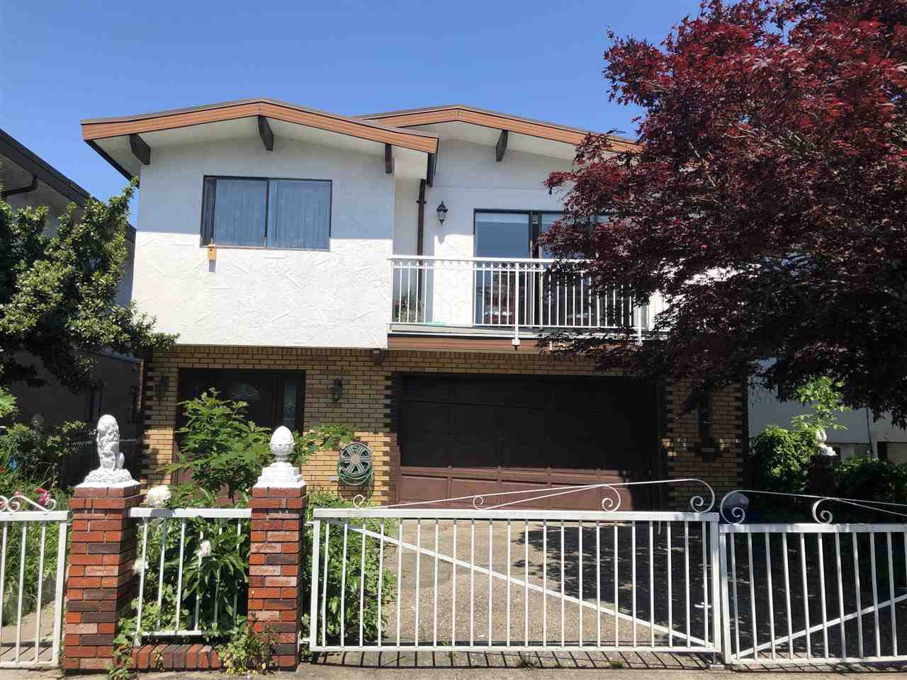 Main Photo: 1525 E 31ST Avenue in Vancouver: Knight House for sale (Vancouver East)  : MLS®# R2432374